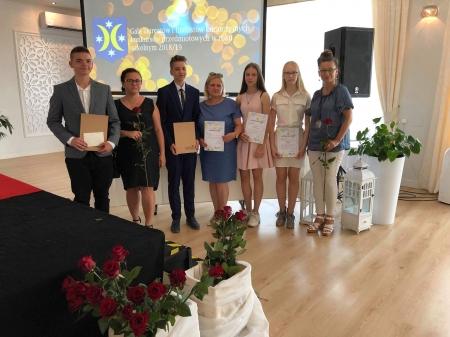 Gala laureatów i finalistów kuratoryjnych konkursów przedmiotowych