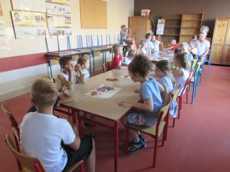 Zajęcia adaptacyjne dla uczniów klas pierwszych