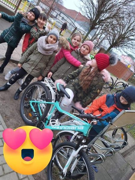Na rower wsiadaj, to świetna zabawa!