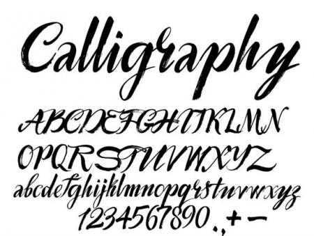 Konkurs kaligraficzny