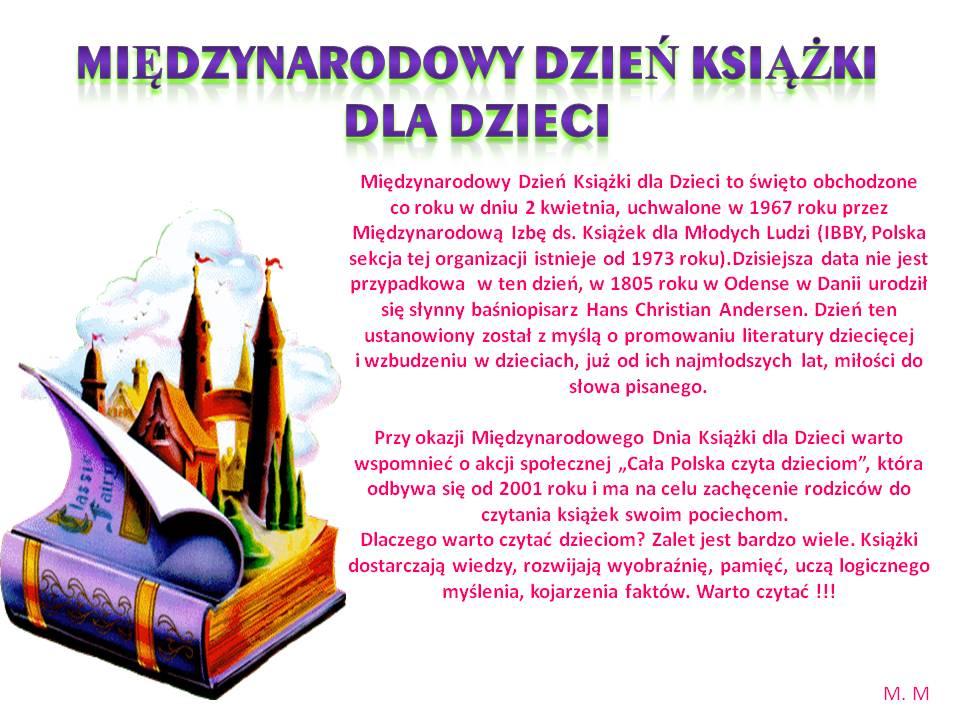 Międzynarodowy Dzień Książki
