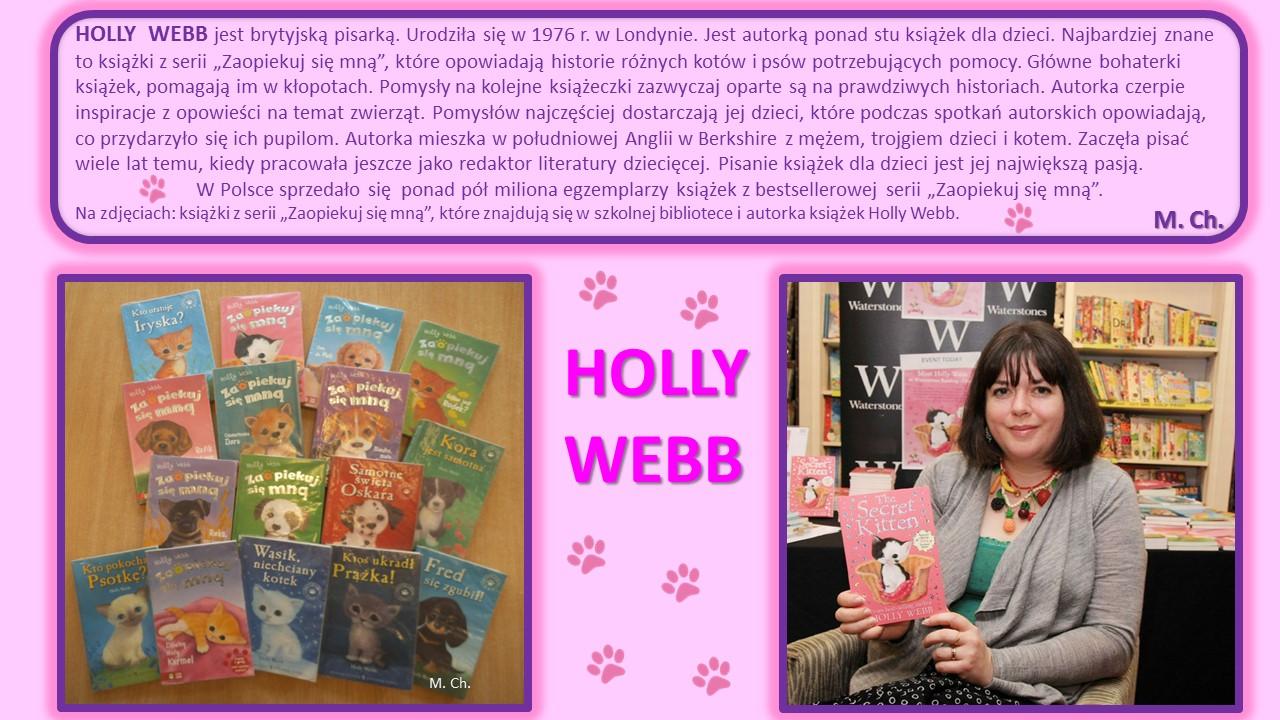 Holly Webb
