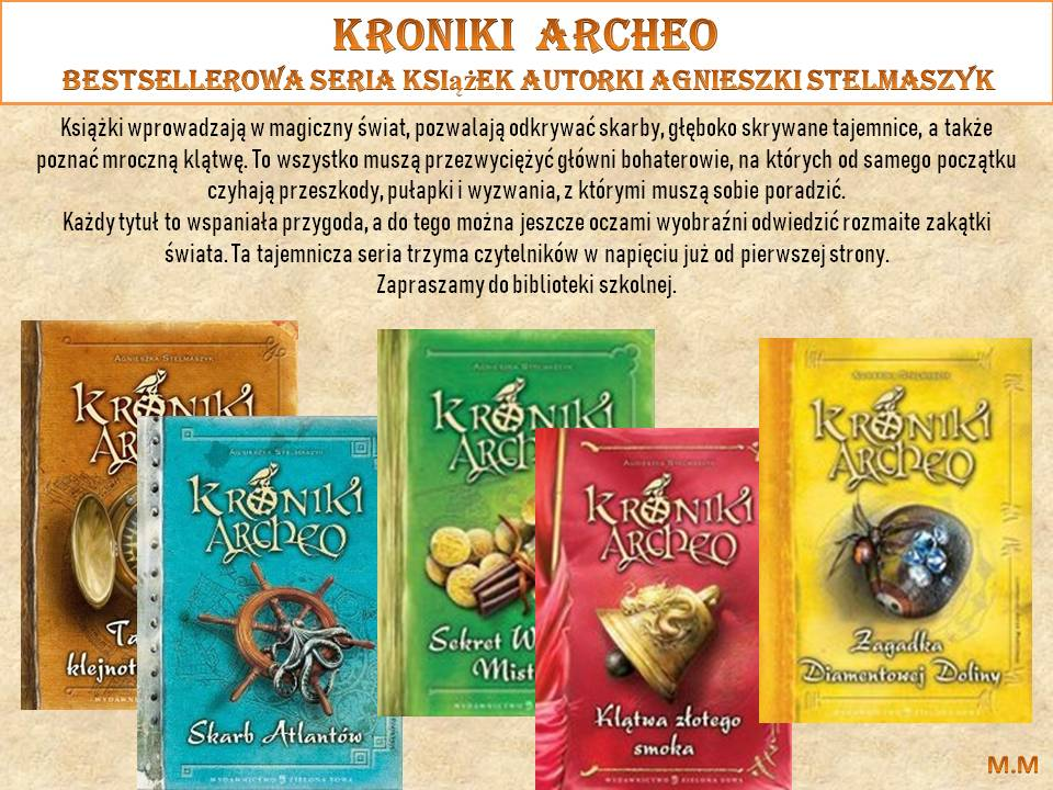 Kroniki Archeo
