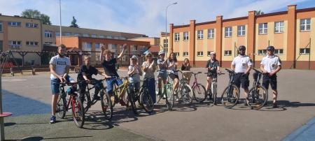 Rowerem jest zdrowo i ekologicznie
